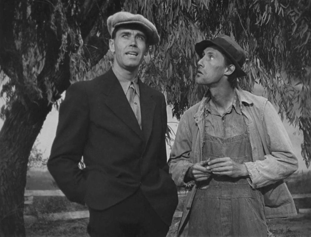 Les Raisins de la colère. The Grapes of Wrath. 1940. John Ford. Vlcsn506