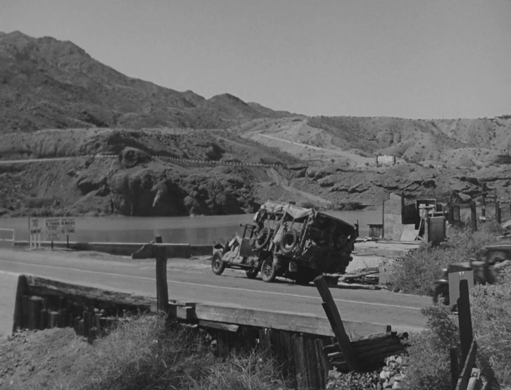 Les Raisins de la colère. The Grapes of Wrath. 1940. John Ford. Vlcsn507