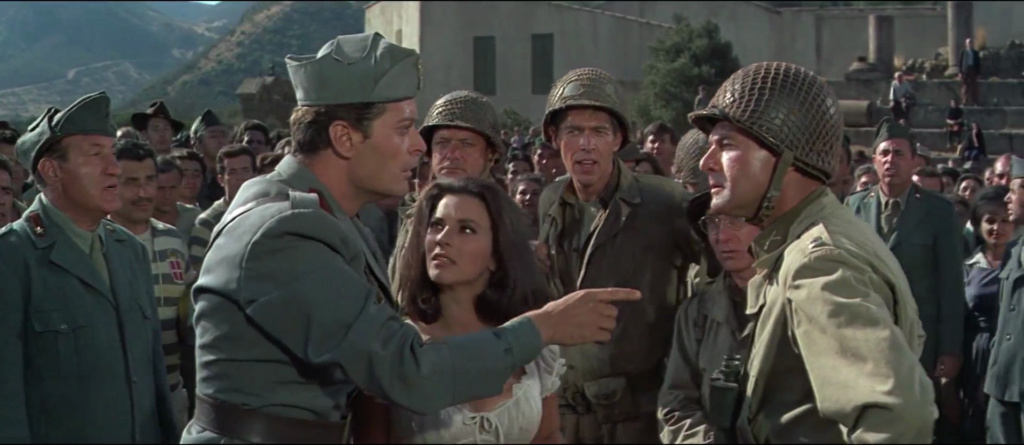 Qu' As Tu Fais à la Guerre Papa ? What Did You Do in the War, Daddy? - Blake Edwards - 1966 Vlcsn515