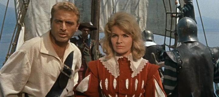Mary la Rousse, Femme Pirate - Umberto Lenzi - 1961 Vlcsn524