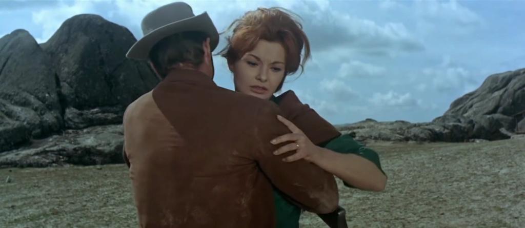 Dans les Mains du Pistolero - Ocaso de un Pistolero - Rafael Romero Marchent - 1965 Vlcsn532