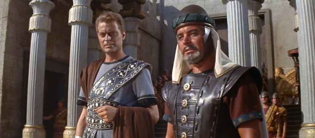 Esther et le Roi. Esther and the King. 1960.  Raoul Walsh et Mario Bava. Vlcsn557
