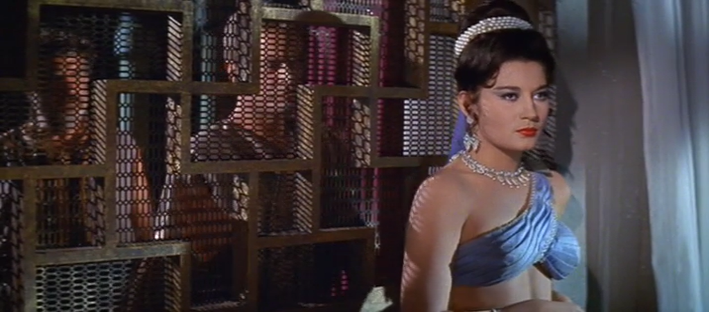 Esther et le Roi. Esther and the King. 1960.  Raoul Walsh et Mario Bava. Vlcsn561