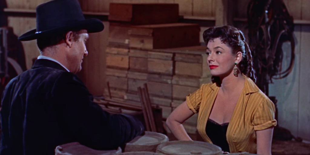 L'Or et l'Amour. Great Day in the Morning. 1956. Jacques Tourneur. Vlcsn623