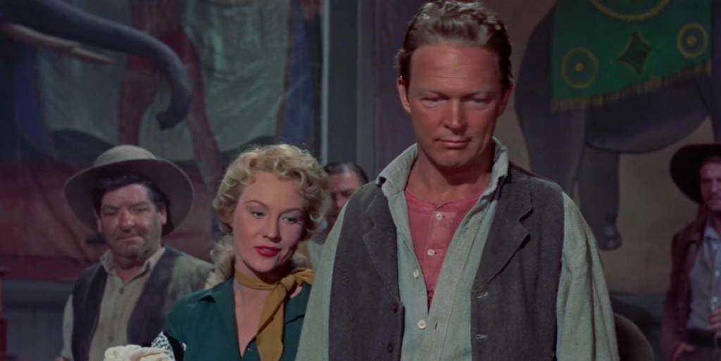 L'Or et l'Amour. Great Day in the Morning. 1956. Jacques Tourneur. Vlcsn624