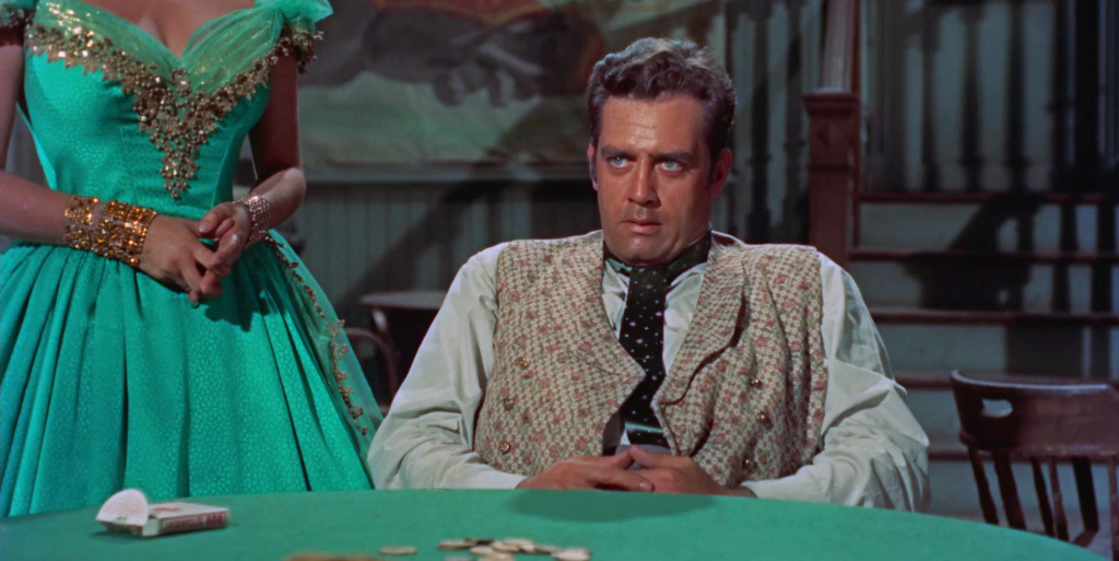 L'Or et l'Amour. Great Day in the Morning. 1956. Jacques Tourneur. Vlcsn625