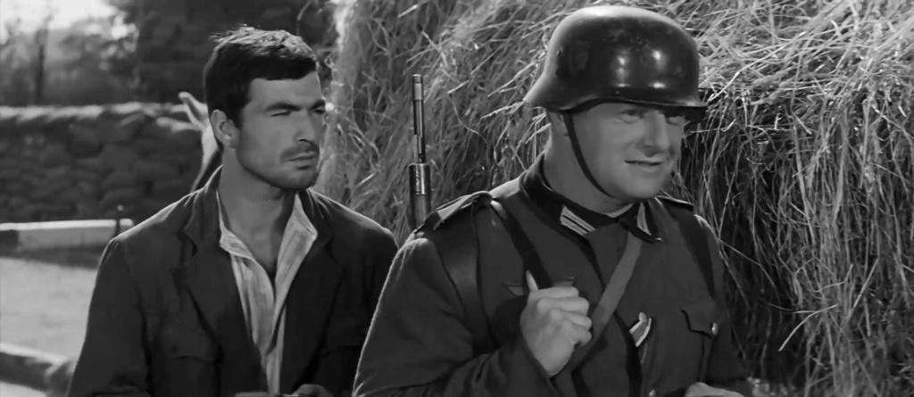 [ Second rôle ] Maurice Poli / Monty Greenwood Vlcsn744