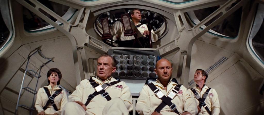 Le Voyage fantastique. Fantastic Voyage. 1966. Richard Fleischer. Vlcsn755