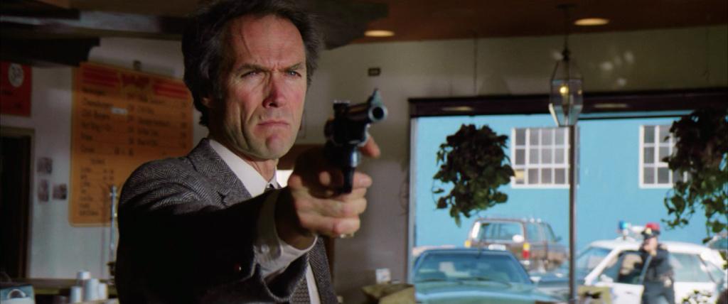 Le Retour de l'Inspecteur Harry - Sudden Impact - Clint Eastwood - 1983 Vlcsn836