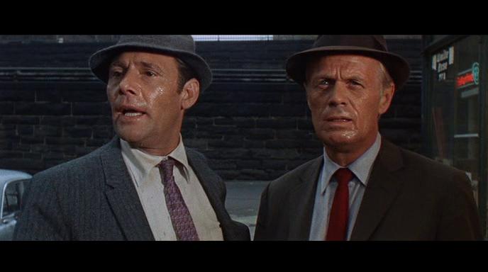 Police sur la Ville - Madigan - Don Siegel - 1968 Vlcsn843
