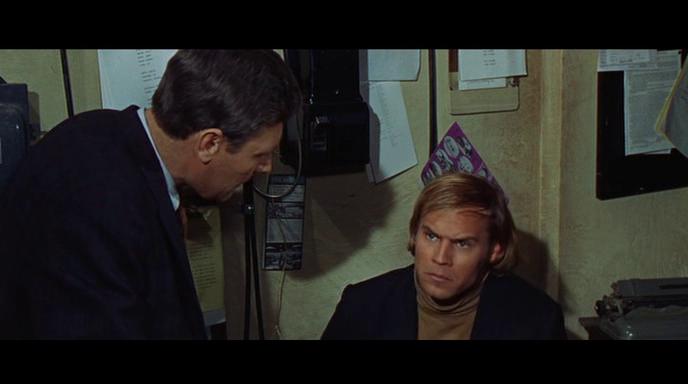 Police sur la Ville - Madigan - Don Siegel - 1968 Vlcsn846