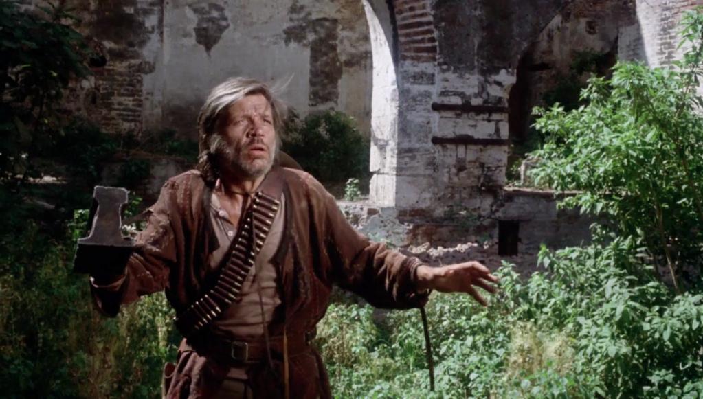 Le Shérif ne Pardonne pas - The Deadly Trackers - 1973 - Barry Shear Vlcsn853