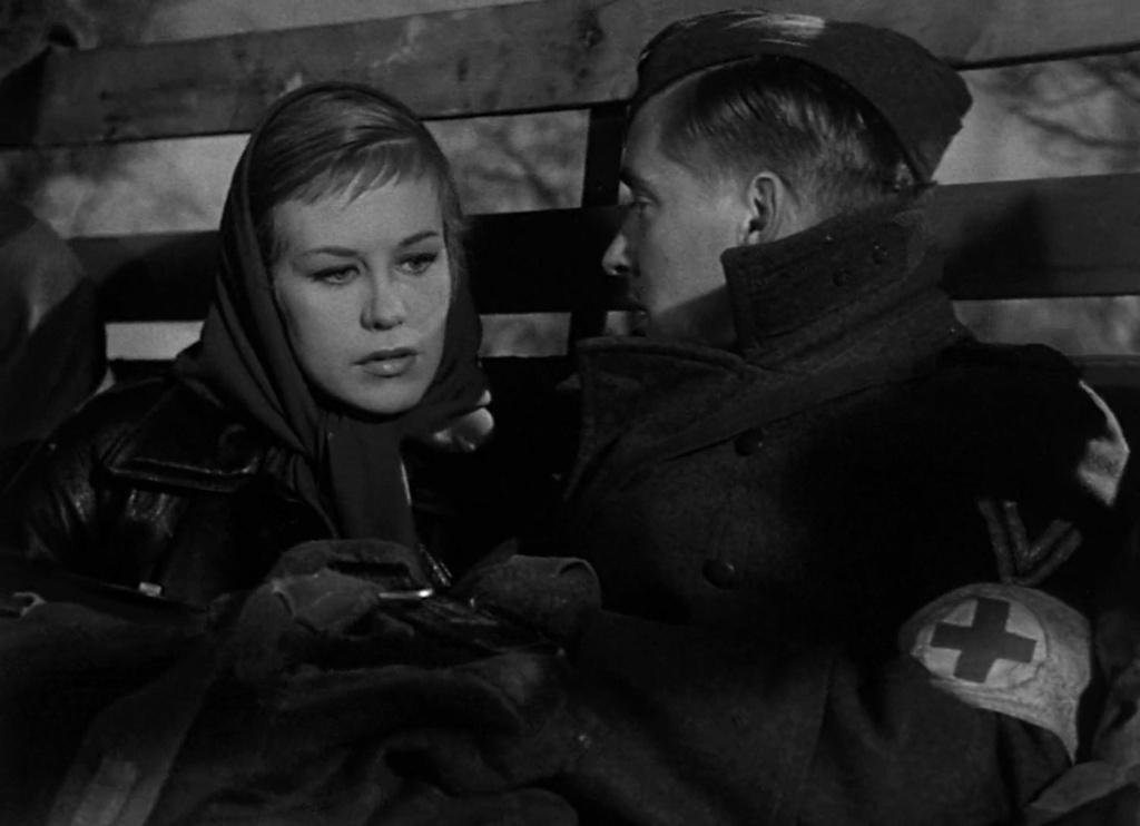 Le Traître. Decision before Dawn. 1951. Anatole Litvak. Vlcsn973