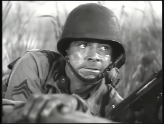 Le Commando de la mort. A Walk in the Sun. 1945. Lewis Milestone. Vlcsna11