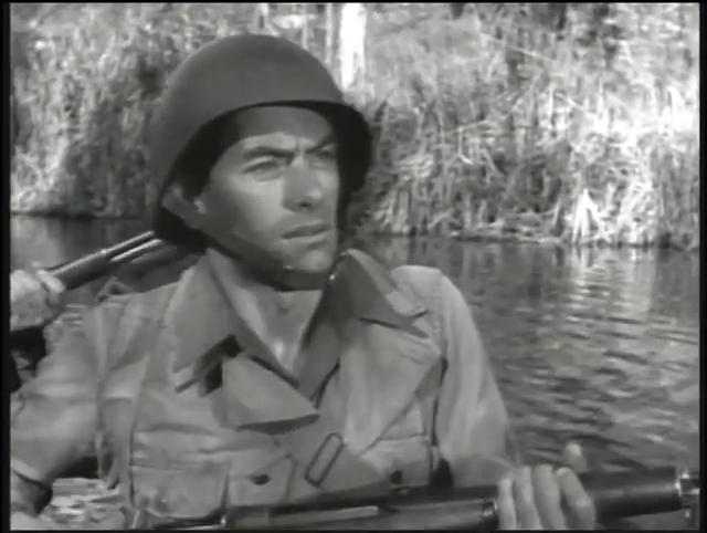 Le Commando de la mort. A Walk in the Sun. 1945. Lewis Milestone. Vlcsna13
