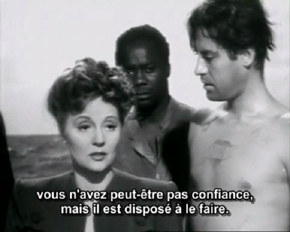 Les Naufragés - Lifeboat - 1944 - Alfred Hitchcock Vlcsna24