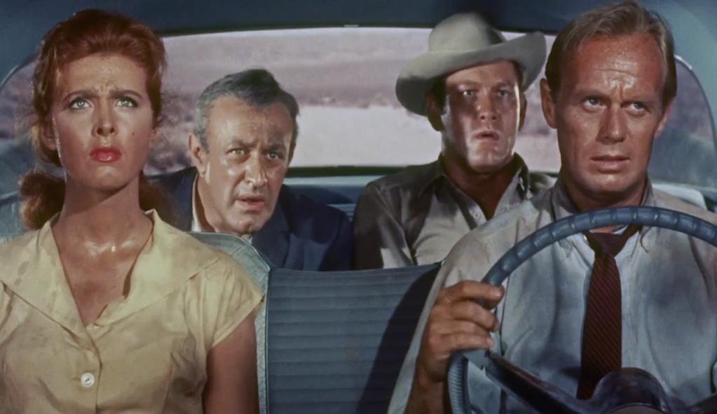 Dans la souricière. The Trap. 1959. Norman Panama. Vlcsna40