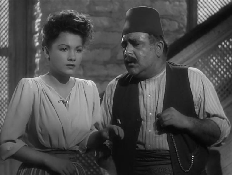 Les Cinq Secrets du désert. Five Graves to Cairo. 1943. Billy Wilder. Vlcsna69
