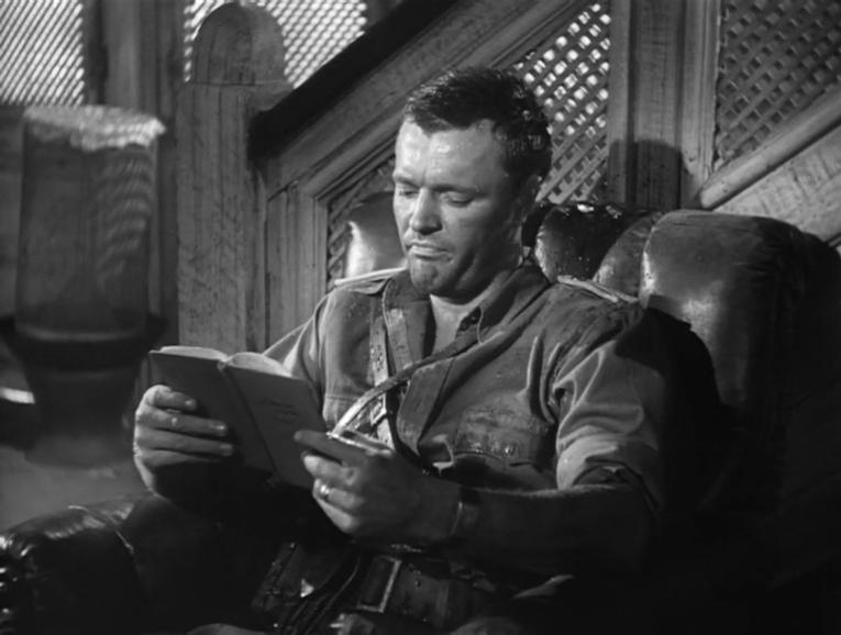 Les Cinq Secrets du désert. Five Graves to Cairo. 1943. Billy Wilder. Vlcsna71