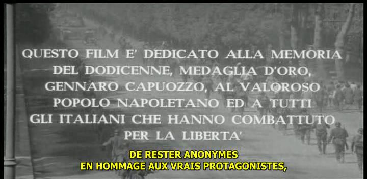 La Bataille de Naples. Le quattro giornate di Napoli. 1962. Nanni Loy. Vlcsna90