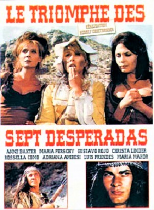 Le triomphe des 7 desperadas - Las siete magníficas - 1966 - Sidney W. Pink , Gian Franco Parolini ... - Page 2 Xtriom10