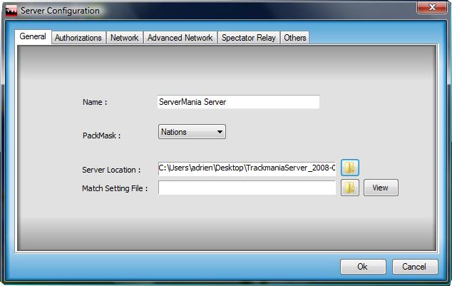 Création d'un compte pour héberger le serveur Sans-t11