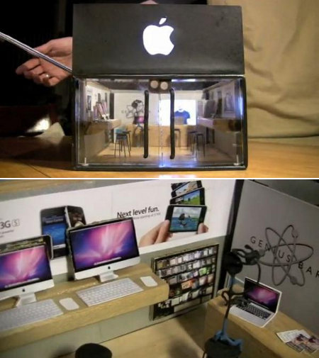 Mini Apple Store....Get me a SHRINK RAY Apple-11