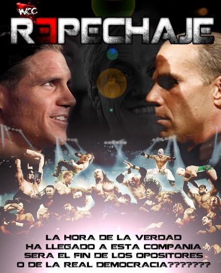 WCC: REPECHAJE! Poster10