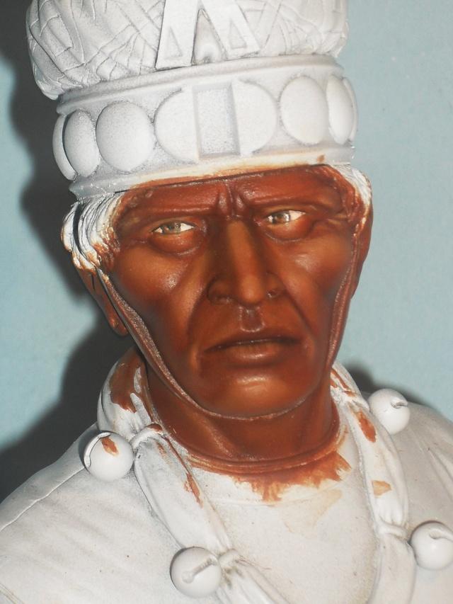 Zapotec warlord à l'huile Zapote12