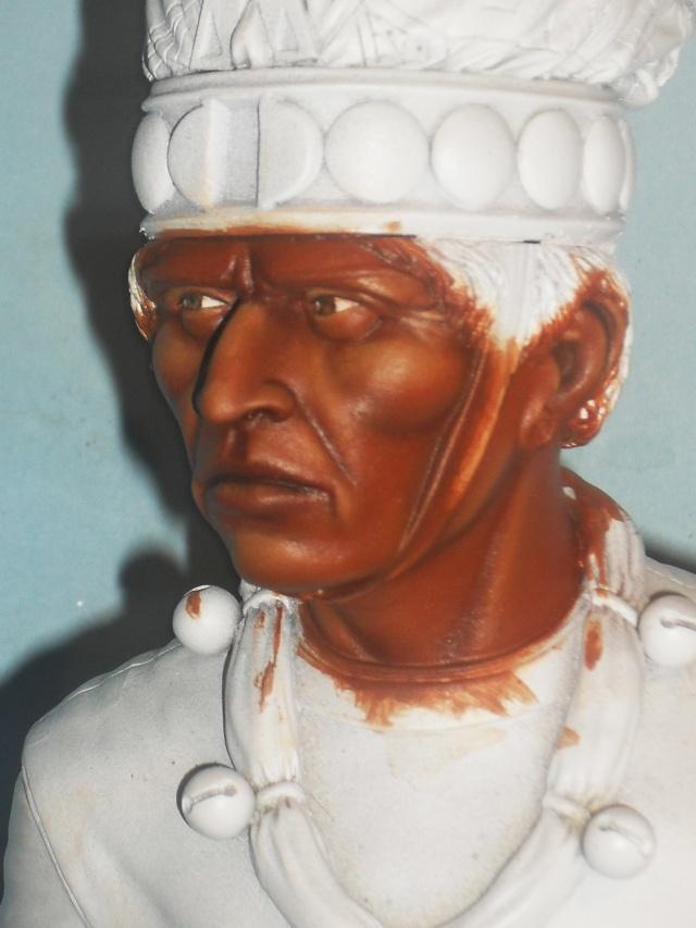 Zapotec warlord à l'huile Zapote13