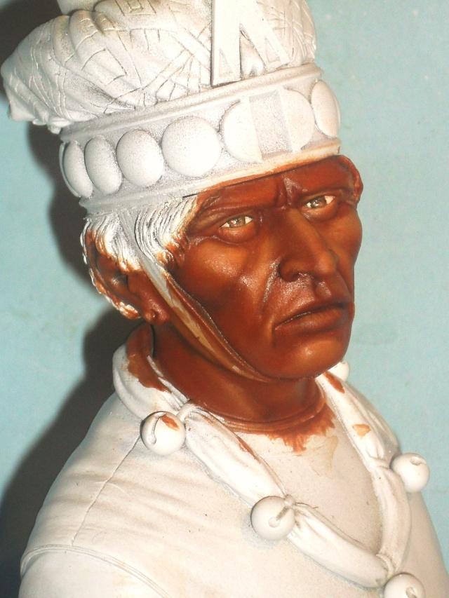 Zapotec warlord à l'huile Zapote14