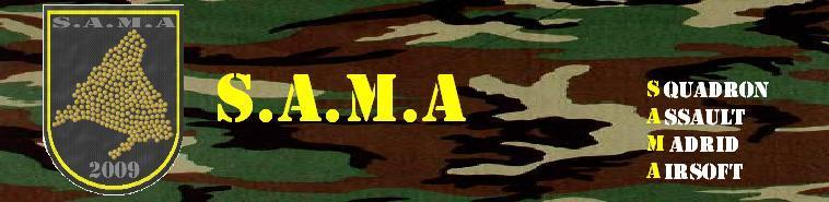 SAMA - Squadron Assault Madrid Airsoft