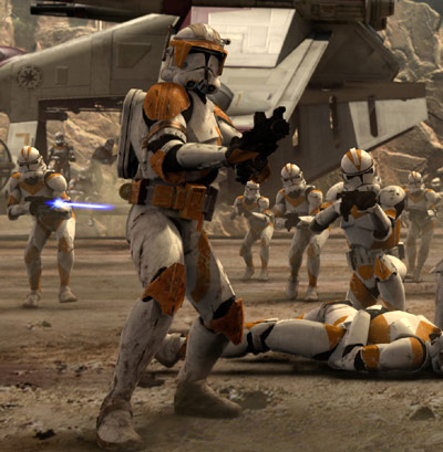 Soldats clones de la 212ieme légion. Comman10