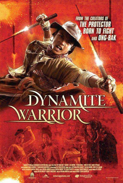 Muay Thai Action Movies Dynami11