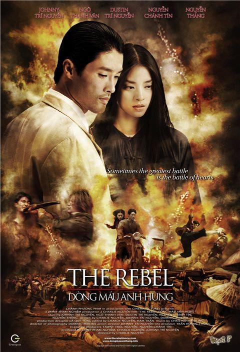 Overige Aziatische filmlanden Rebel211