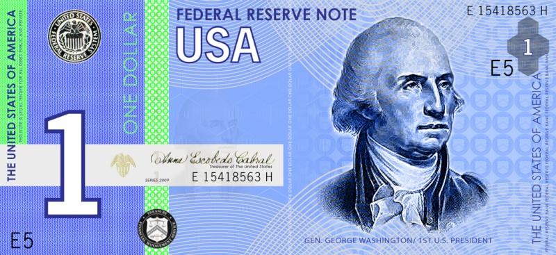 New 1 Dollar Bill ~ Sexy! New_do10