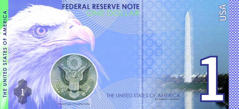 New 1 Dollar Bill ~ Sexy! New_do11