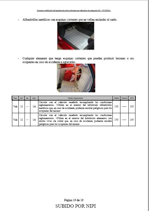 LEGISLACIÓN ESPAÑA REFORMA VEHICULO M1 Tuning29