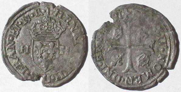 Douzain Henri IIII  1591 I (Limoges) Imgp8612