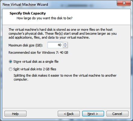 VMWare Player -- How to setup! (Warning: ITS HUUUGE!!) Fig610