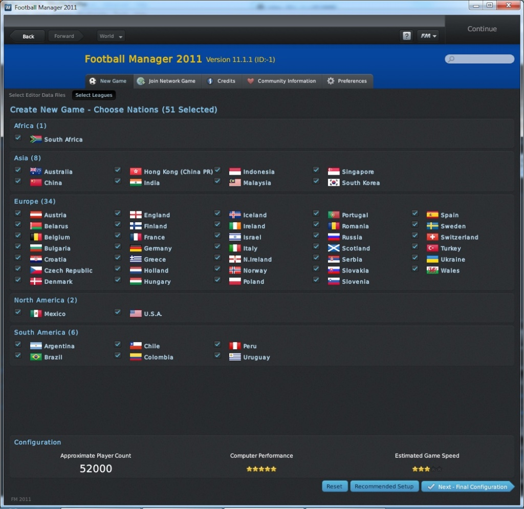 Football Manager 2011: van helsing's newest legacy Game_s10