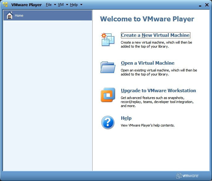 VMWare Player -- How to setup! (Warning: ITS HUUUGE!!) Vmware10