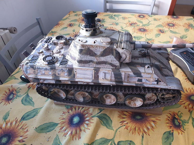 W.I.P. Panther Ausf G Tamiya By RegaHill 111