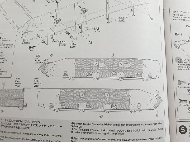 W.I.P. Jadpanzer IV L70 Tamiya by MadMax 1113