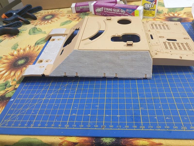 W.I.P. Jadpanzer IV L70 Tamiya by MadMax 114