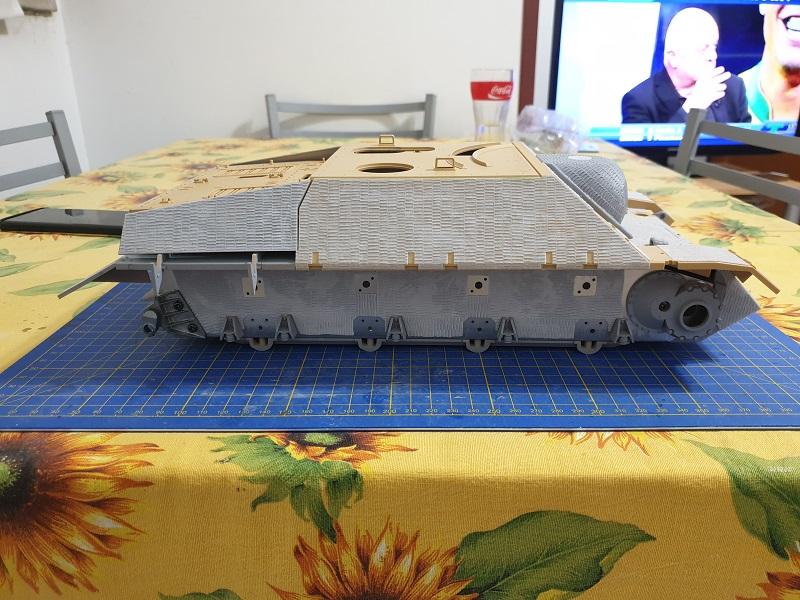 W.I.P. Jadpanzer IV L70 Tamiya by MadMax 1313