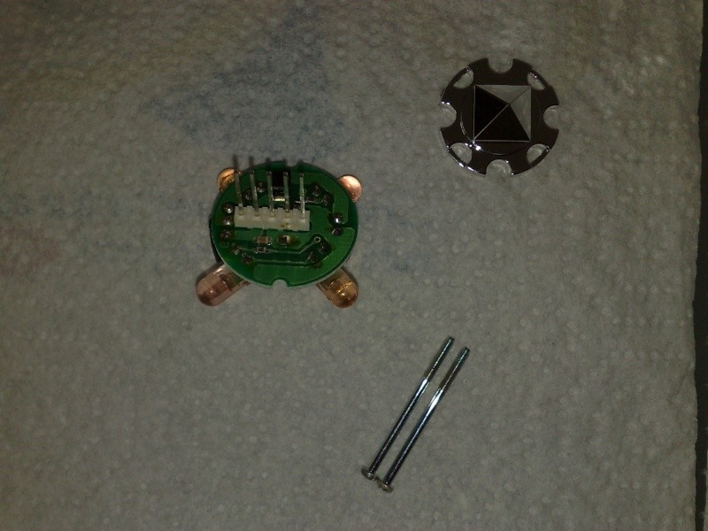 Battle System Tamiya......come è fatto il ricevitore (Fungo) 15102011