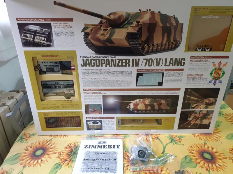 W.I.P. Jadpanzer IV L70 Tamiya by MadMax 20190911