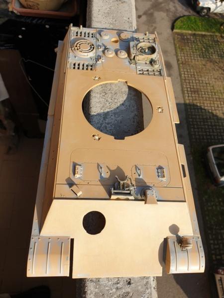 W.I.P. Panther Ausf G Tamiya By RegaHill 20191111