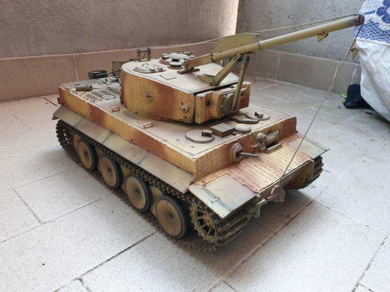 Bergerpanzer VI Ausf E Tiger I (BergerTiger) 20191112
